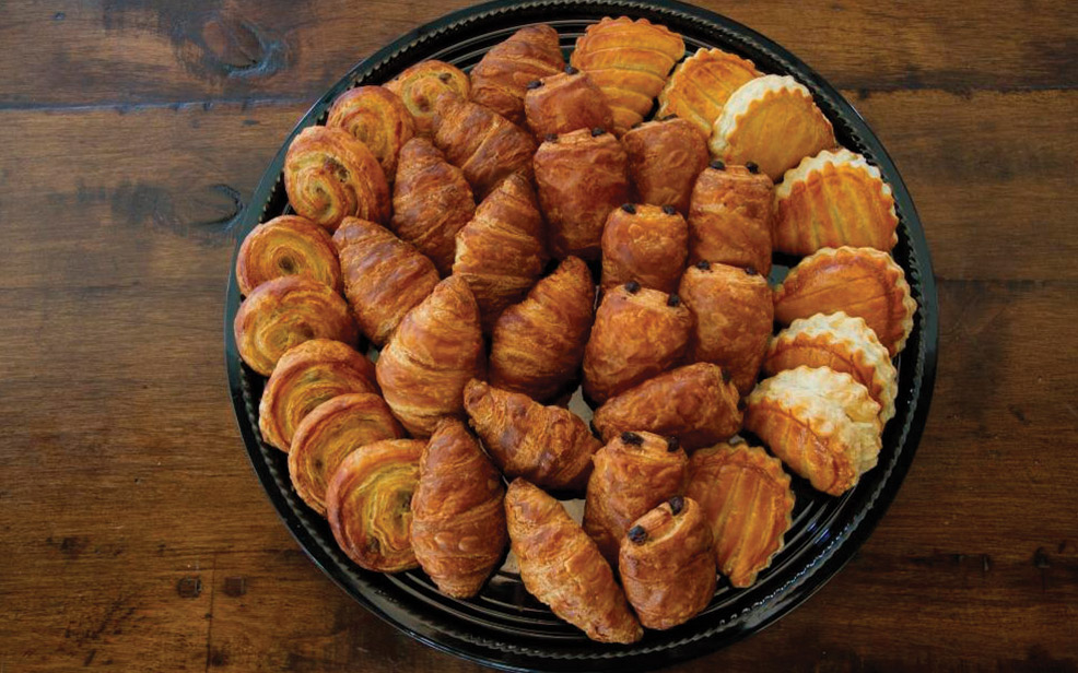 Assorted Croissants